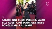 PHOTOS. Cannes 2018 : Najat Vallaud-Belkacem et Fleur Pellerin, élégantes en robes noires