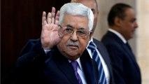 Palestinian Leader Abbas In Hospital
