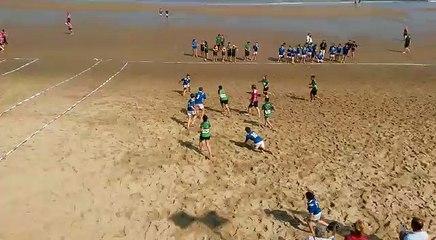 RUGBY PLAYA (Salinas) Juegos Escolares Principado de Asturias