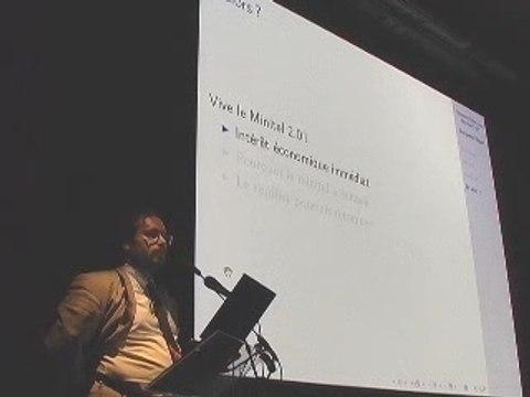 FRNOG 11 - Benjamin Bayart : Minitel 2.0