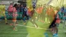 TOUZANI vs PSG u15