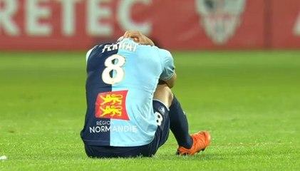 Play-Offs Ligue 2 : scénario cruel pour Ferhat et Le Havre !