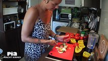 Pias Küchen Stübchen: Paprika Tomaten Suppe