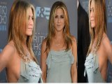 Jennifer Aniston Flashes Sideboob A critics choice awards