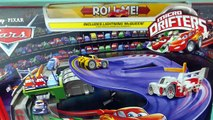 Disney Cars 2 Micro Drifters race Super Speedway Play-set Inspired By Disney Pixar Cars 2
