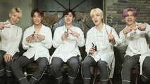 [Pops in Seoul] CROSS GENE from Asia! CROSS GENE(크로스진) Interview of 'Fly, Dalang Malang'