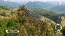 Chine : le marathon de la Grande Muraille, très difficile, mais populaire