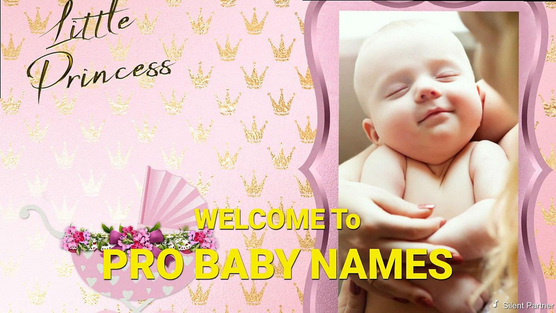 Modern Hindu Baby Names