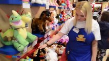 My Invite to BUILD - A - BEAR | New Promise Pets