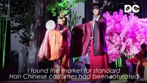 Meet Ao Luojia, a designer of Han Chinese costumes 'reviving' the Tang Dynasty style by wearing retro clothing. Read on to learn about Ao and her emotional conn