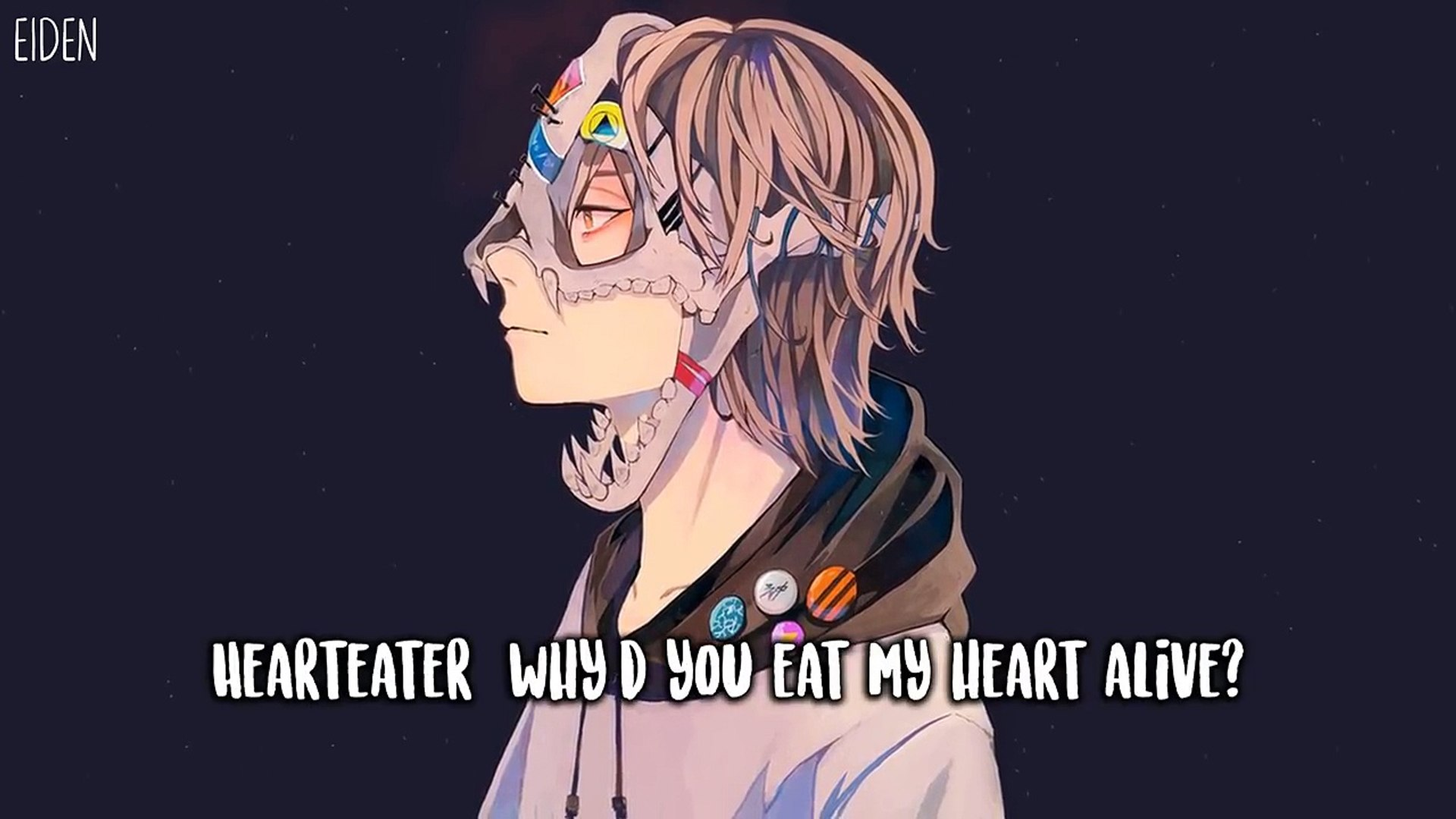 「Nightcore」→ Hearteater (XXXTENTACION/COVER) - Lyrics