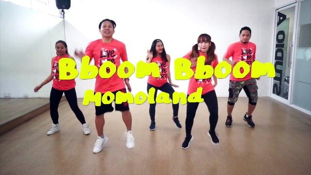 Bboom Bboom by Momoland _ Live Love Party™ _ Zumba® _ Dance Fitness _ Kpop