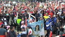 Candidato de derecha lidera sondeos para elecciones en Colombia