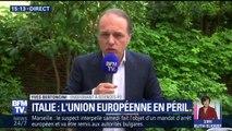"""Italie : """"Les Italiens se sont sentis en partie abandonnés par leurs partenaires européens"""", estime Yves Bertoncini du Mouvement européen"""