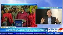Antonio Ledezma exige más sanciones tras reelección de Maduro en Venezuela