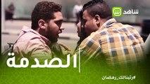 الصدمة   سائق تاكسي جشع يحاول استغلال سيدة.. شاهد رد فعل المصريين