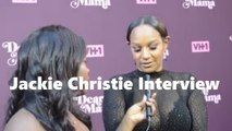 "HHV Exclusive: Jackie Christie talks new season of #BasketballWives, promising ""a lot of twists and turns"" and ""shocking things"""