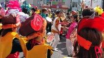 笑顔いっぱい!大学生たちのお祭りサンバ☆ SAMBA CARNIVAL (サンバカーニバル) (2)
