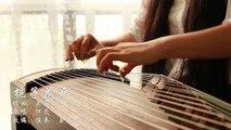 08.【古筝】栀子花开 玉面小嫣然 écouter de la musique la nuit ♪ détente bambou flûte musique ♥ chinois musique traditionnelle bambou flûte