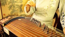 09.【古筝】一眼万年 玉面小嫣然  écouter de la musique la nuit ♪ détente bambou flûte musique ♥ chinois musique traditionnelle bambou flûte