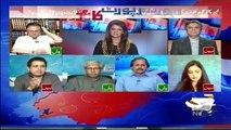 Vision Na Hoti Tu Mulk Hi Na Hota, Kuch Khuda Ka Khauf Karo- Debate Between Irshad Bhatti & Shehzad Chaudhry