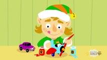 10 Little Elves _ Christmas Song For Kids _ Super Simple Songs