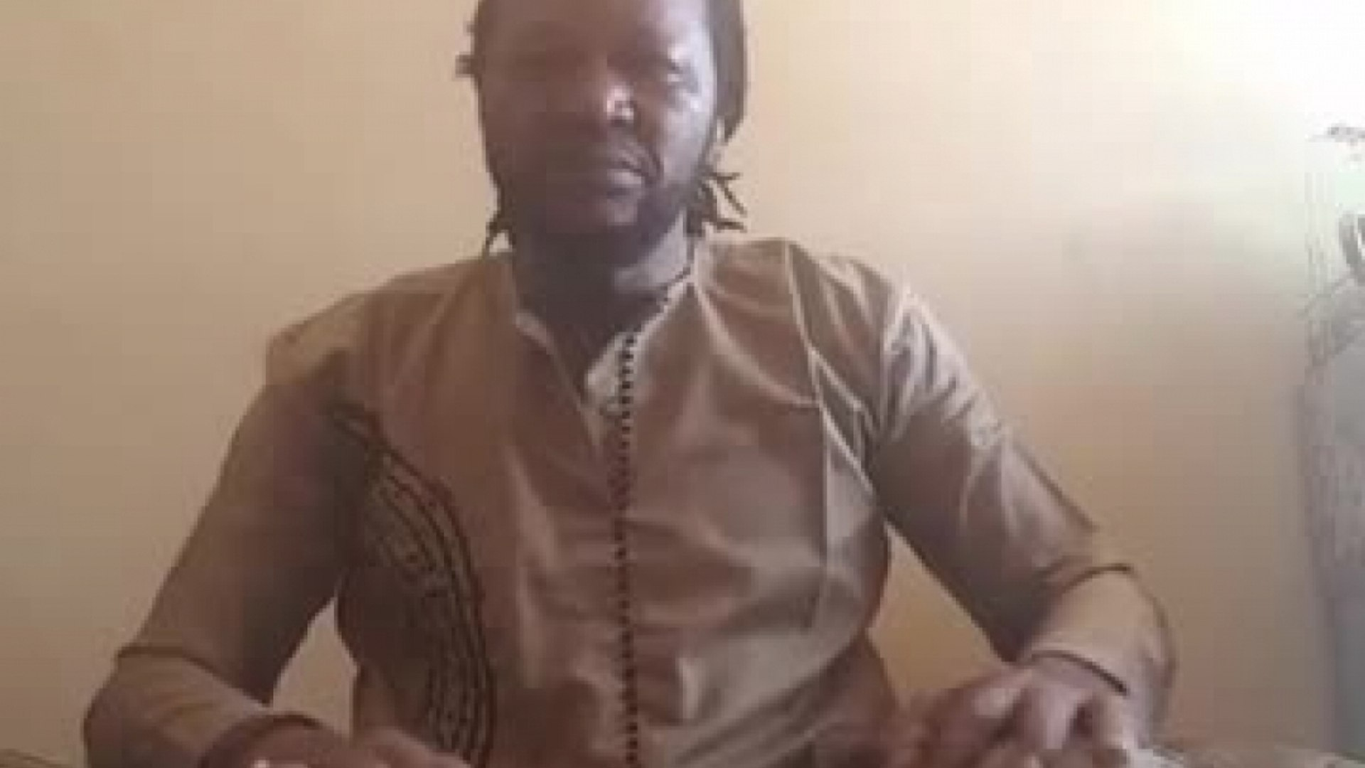 Dioballa sanogo - Vive CDR. Voila pour quoi on fait sacrifice
