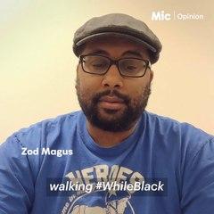 #WhileBlack in America