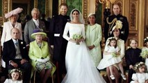 Prince Harry and Meghan Markle's official wedding pictures as Duke and Duchess of Sussex