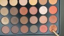 Burnt Orange & Deep Lips Makeup Tutorial - beautiful bridal makeup tutorial