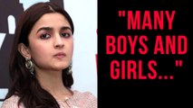 Alia Bhatt Breaks SILENCE On Casting Couch In Bollywood | Alia Bhatt Ranbir Kapoor