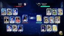 DIAMOND FREDDIE FREEMAN DOES DAMAGE!! MLB The Show 17 Diamond Dynasty