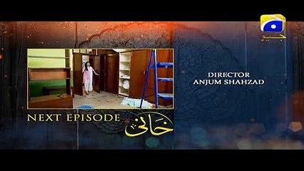Khaani - Episode 27 Teaser   HAR PAL GEO