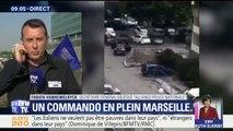 """Policiers mis en joue à Marseille: """"Ça se passe tous les jours comme ça, et partout ailleurs"""" (syndicat Alliance)"""