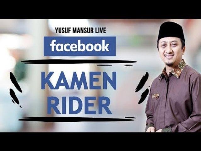 FB - Yusuf Mansur - Kamen Rider oooo