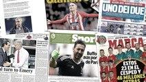 Guedes met la pression sur le PSG, Chelsea fait de Lewandowski son objectif principal