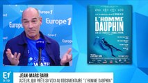 """Jean-Marc Barr : """"Avec 'Le Grand Bleu', c'est comme si Jacques Mayol avait vu son identité éclipsée"""""""