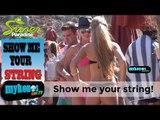 Επιχείρηση «δείξε μου το στρινγκ σου!»Show me your string in Mykonos!