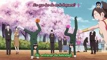 Sasuke felicita a Sakura Por Su Cumpleaños/Sasuke llega a la Boda de Naruto y Hinata, Episodio Final