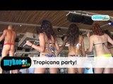 Tropicana only unique beach parties! I party più stravaganti sono del Tropicana