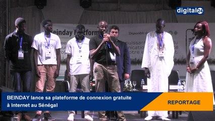 BEINDAY lance sa plateforme de connexion gratuite à Internet au Sénégal
