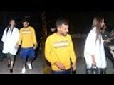 Sonam Kapoor & Anand Ahuja Snapped On Their Dinner Date | Bollywood Buzz