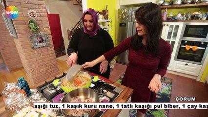 """Nursel'in Mutfağı 73.Bölüm """"Çorum"""""""