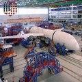 Boeing — 787 təyyarəsinin sıfırdan quraşdırılıb yığılma prossesini 3 dəqiqəyə izləyin:Credit: The Boeing Company