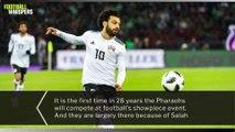 Mo Salah: The Egyptian King   FWTV