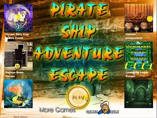 Pirate Ship Adventure Escape video walkthrough | Games2rule