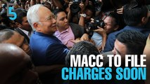 EVENING 5: MACC to file charges soon