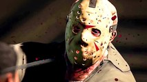 FRIDAY THE 13TH GAME : Single Player Bande Annonce de Gameplay
