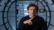 Solo: A Star Wars Story - Alden Ehrenreich Interview - Han Solo - Star Wars: The Last Jedi – Lucasfilm Ltd – Walt Disney Studios - Motion Pictures – Director