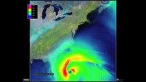 Los huracanes serán más fuertes, lentos y húmedos